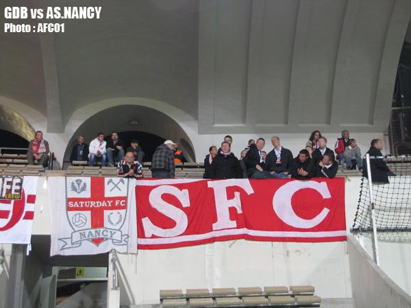 J13 : Bordeaux – Nancy