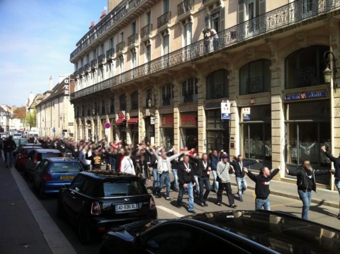 J31 : Dijon – Nancy