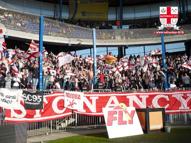 J36 : Sochaux – Nancy