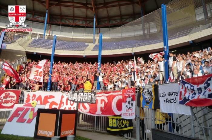 J33 : Sochaux – Nancy