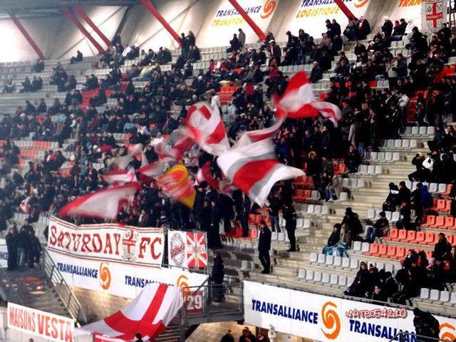 J22 : Nancy – Lorient