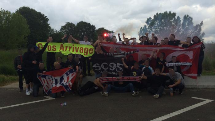 J36 : Laval – Nancy