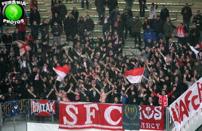 CdF : Saint-Etienne – Nancy