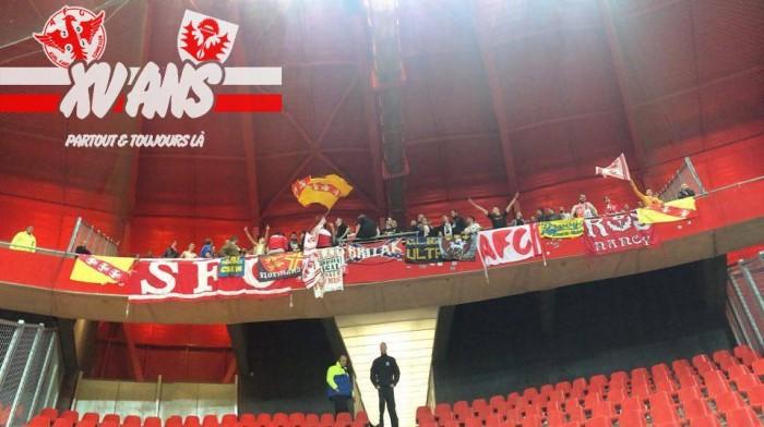 J36 : Valenciennes – Nancy