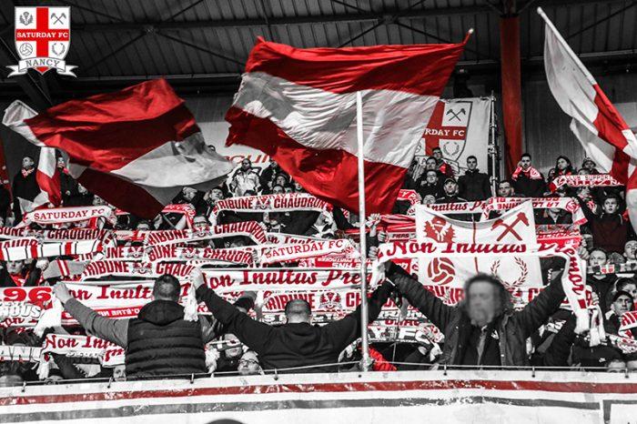 J30 : Nancy – Lorient