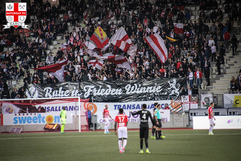 J32 : Nancy - Rennes