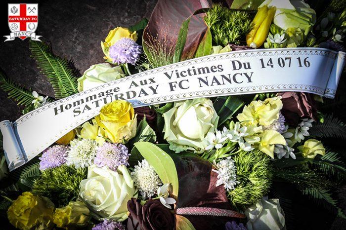 J33 : Nice – Nancy