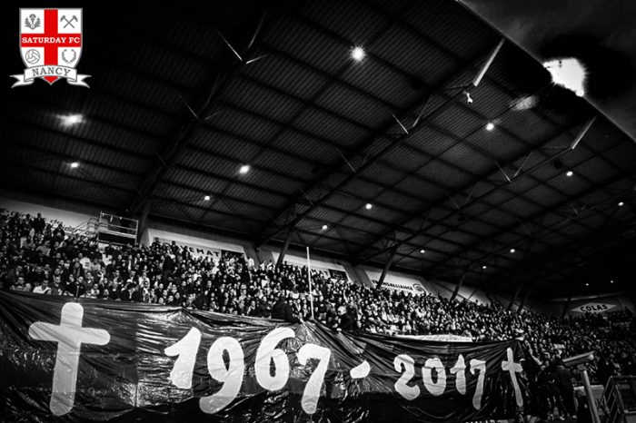 J38 : Nancy – Saint-Etienne