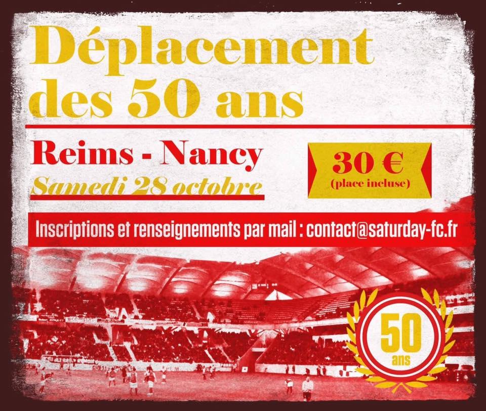 Déplacement à Reims (suite et fin !!)