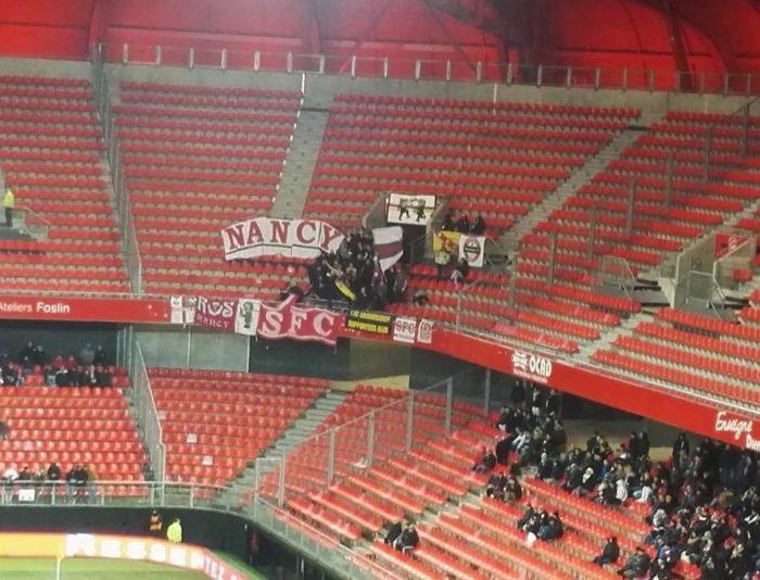 J24 : Valenciennes – Nancy