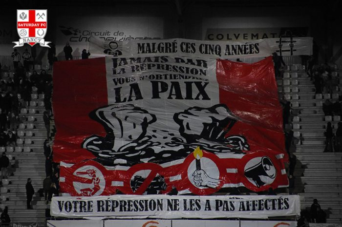 J27 : Nancy – Lorient