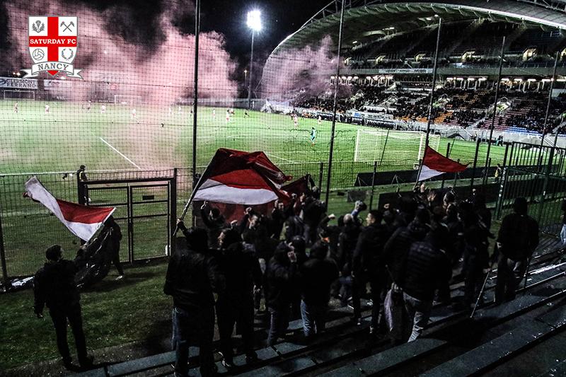 J30 : Clermont - Nancy