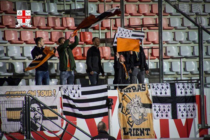 J28 : Nancy – Lorient