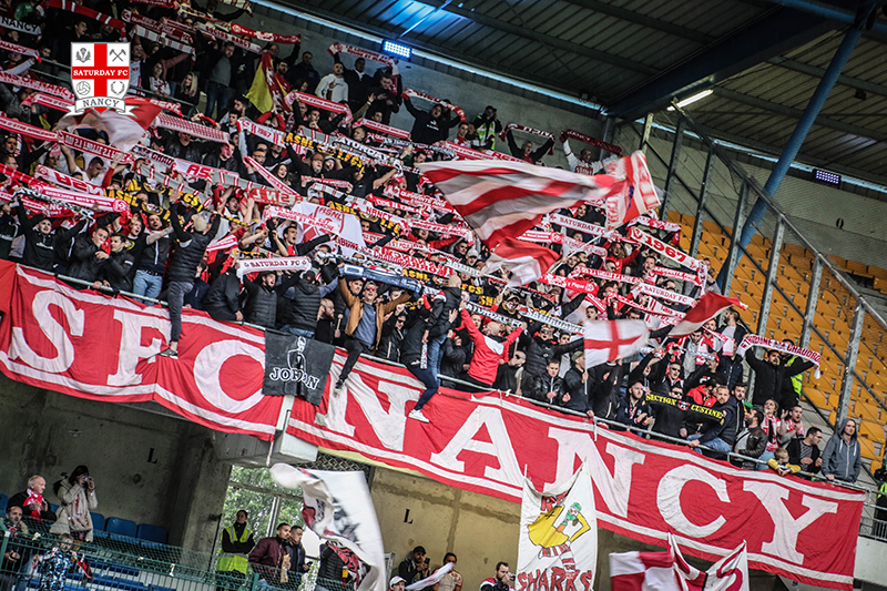 J36 : Troyes - Nancy
