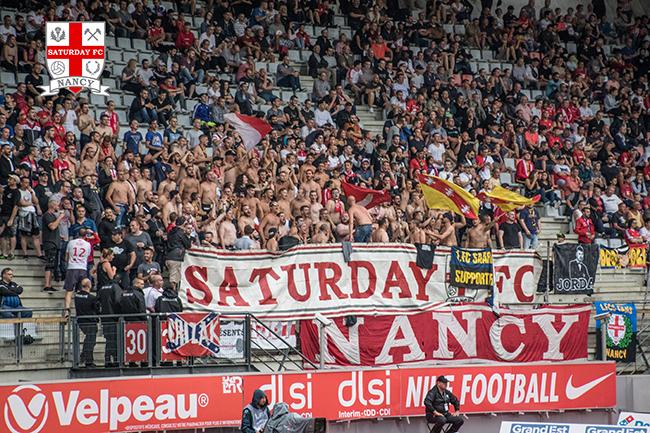 J03 : Nancy – Lorient