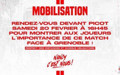 L2 : Nancy – Grenoble
